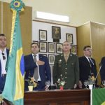 Associação dos Ex-combatentes do Brasil celebra o dia da vitória