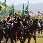 Comando Militar do Leste celebra o dia da Cavalaria