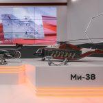 Helicópteros russos iniciam fabricação adicional de peças em 2020