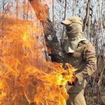 Exército divulga ações de combate as queimadas em RO e AC