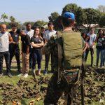 Instituto leva estudantes para dia de imersão na Brigada de Infantaria Pára-quedista