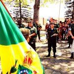 1º Banda marcial de reservistas faz sucesso no Rio