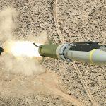 Saab e Boeing realizam teste de disparo de GLSDB