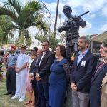 ANVFEB participa da inauguração do Monumento aos Expedicionários de Piraúba