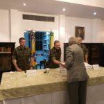 ECEME realiza cerimônia de encerramento do curso de Geopolítica