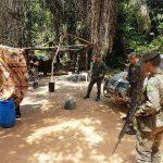 Dezenove pessoas são presas suspeitas de extração ilegal de minérios em RO