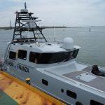 IAI fornece sistema MiniPOP EO/IR para novos barcos-patrulha da guarda costeira italiana