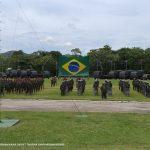 Passagem de comando do 26º Batalhão de Infantaria Pára-quedista