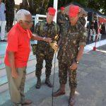 Companhia de Precursores Pára-quedista celebra 69 anos