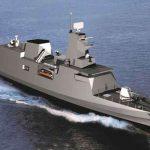 Assinado contrato de construção dos Navios Classe Tamandaré da Marinha do Brasil
