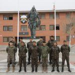12º Contingente do Exército na UNIFIL participa de adestramento combinado na Espanha