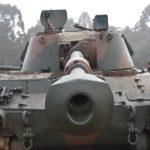 AMAN realiza certificação de viaturas M109 A5 que serão usadas em instrução